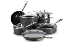 Emeril Hard Anodized Cookware