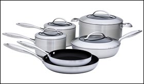 Scanpan CTX Cookware Set Review