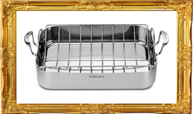 Cuisinart Stainless Steel Roasting Pan